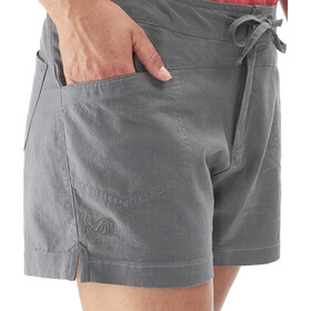 Millet W's Rock Hemp Shorts Smoked Pearl